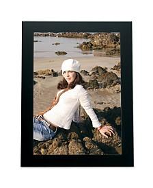 """Lawrence Frames Black Metal Picture Frame - 8"""" x 10"""""""