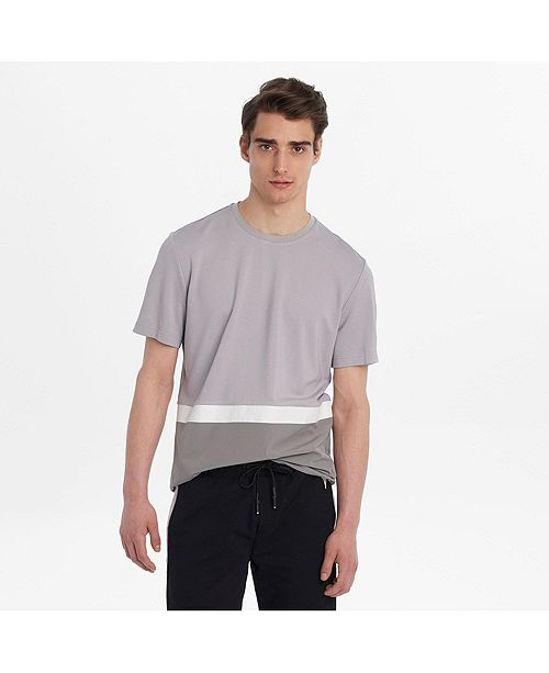 Paris shirt Lagerfeld shirts T BlockedCommentaires Karl Color Gris Hommes T srhoBQdxtC