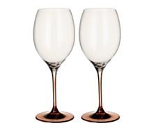 Villeroy & Boch Manufacture Bordeaux Goblet, Set of 2