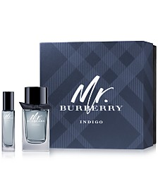 Burberry Men's 2-Pc. Mr. Burberry Indigo Eau de Toilette Gift Set