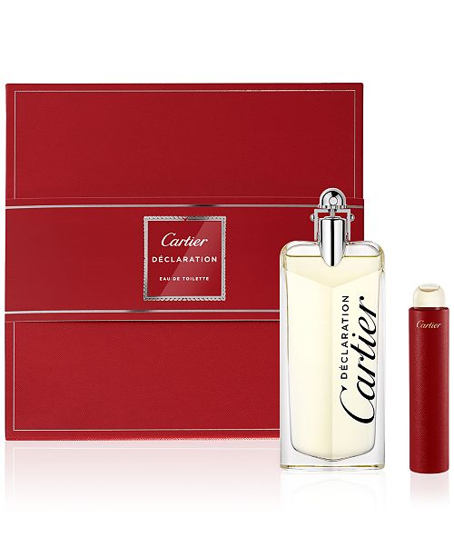 Cartier Men's 2-Pc. Déclaration Eau de Toilette Gift Set