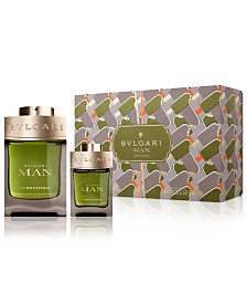 BVLGARI Men's 2-Pc. Man Wood Essence Eau de Parfum Gift Set