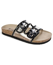 White Mountain Hilda Flat Sandals