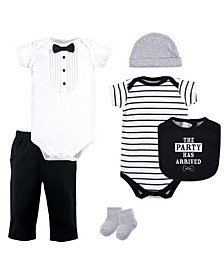 Clothing Set, 6 Piece Set, 0-12 months