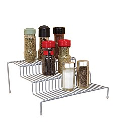 3 Tier Spice Rack Shelf Organizer