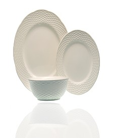 Red Vanilla Nantucket 18-piece Dinner Set
