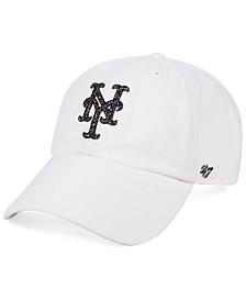 '47 Brand New York Mets Galactic CLEAN UP Cap