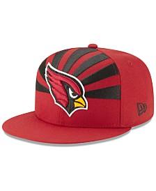 New Era Little Boys Arizona Cardinals Draft 59FIFTY Fitted Cap