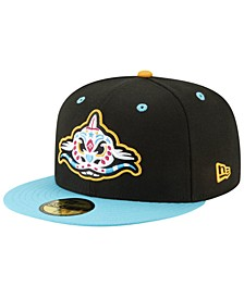 Carolina Mudcats Copa de la Diversion 59FIFTY-FITTED Cap