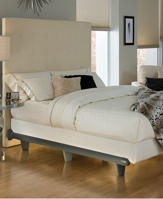Knickerbocker emBrace Bed Frame  Queen & Reviews   Mattresses   Macy's