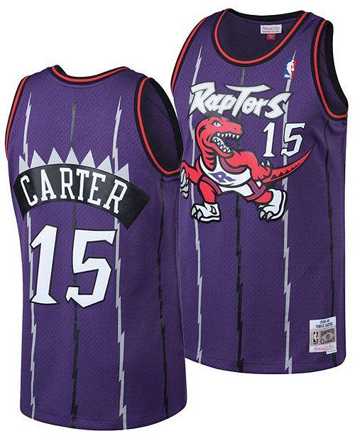 e2e6b718 ... Mitchell & Ness Big Boys Vince Carter Toronto Raptors Hardwood Classic  Swingman Jersey ...