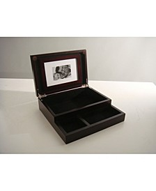 Products Royal Dresser Valet with Picture Frame