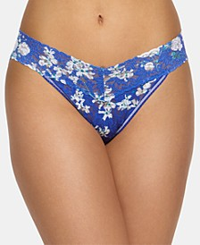 Women's Signature Lace Bluebelle V-kini 3Z2372