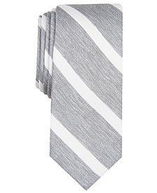 Men's Lovett Stripe Skinny Tie, Created for Macy's