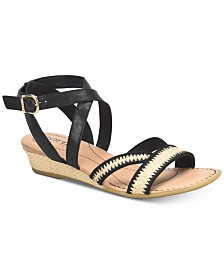 Born Cascade Dress Sandals