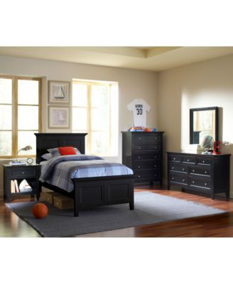 Captiva Kidu0027s Bedroom Furniture Collection, Created For Macyu0027s
