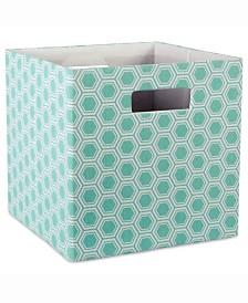 Design Import Storage Cube Waves, Square