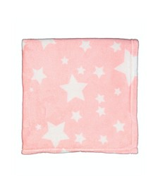 3 Stories Trading Plush Star Baby Blanket