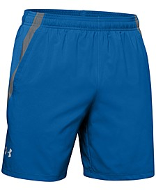 "Men's Launch Stretch Woven 7"" Shorts"