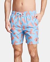 b262a03dd7a01 Nautica Men's Pineapple-Print 8