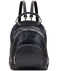 Patricia Nash Heritage Leather Alencon Backpack