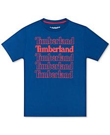 Big Boys Colebrook Logo T-Shirt