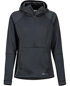 Marmot Women's  Zenyatta Hooded Water-Repellent Active Rain Jacket