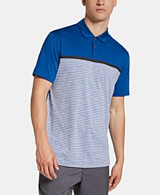Men's Vapor Colorblocked Golf Polo