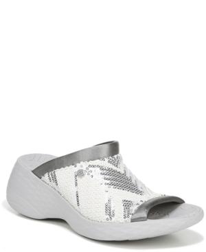 Bzees Jubilee Slide Sandals Women's Shoes