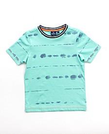 Baby Boy Printed Short Sleeve Tee