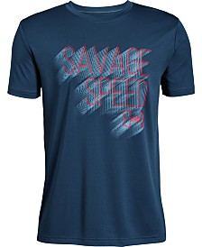 Under Armour Big Boys Savage Speed T-Shirt