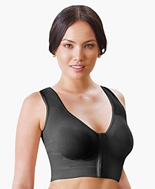Wireless Front Close Longline Recovery and Sleep Bra
