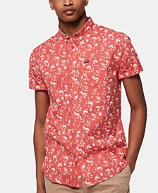 Men's Floral Chain Shirt