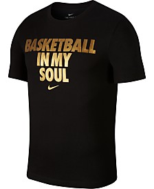 Nike Men's Dri-FIT Graphic Basketball T-Shirt