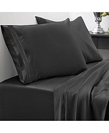 Cal King 4-Pc Sheet Set