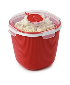Microwave Popcorn Maker (6 Cups)