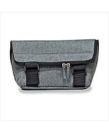 Stone Washed Take Away Lunch Bag