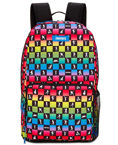 Fortnite Big Boys Amplify Printed Backpack