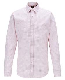BOSS Men's Lukas_51 Regular-Fit Shirt