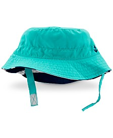 Carter's Baby Boys Reversible Striped Bucket Hat