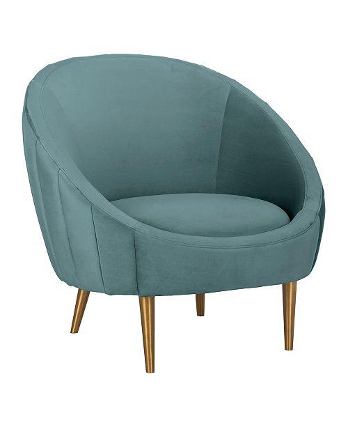 Safavieh Razia Channel Accent Chair