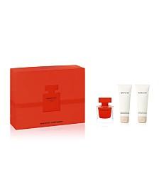 Narciso Rodriguez 3-Pc. Narciso Rouge Eau de Parfum Gift Set