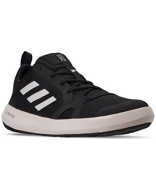 adidas Men's Terrex CC Boat Water Sneakers from Finish Line