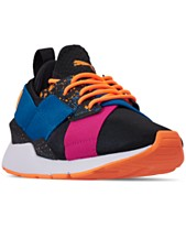f48e3b35ef49e Puma Girls' Muse Jr. Casual Sneakers from Finish Line