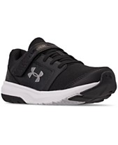 7cbe65e56e Under Armour Little Boys' Unlimited SYN Running Sneakers from Finish Line