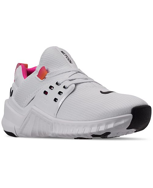 timeless design d9fa4 0829b ... Nike Women s Free Metcon 2 Training Sneakers from Finish ...