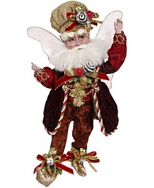 Wine Chocolate Fairy, Small - 10 Inches