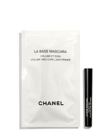 Receive a Complimentary LA BASE MASCARA Monodose with any $75 Chanel Beauty Purchase