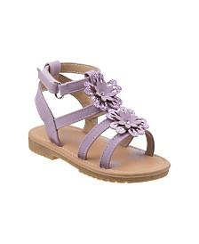 Petalia's Every Step Open Toe Sandals