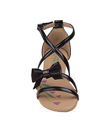 Every Step Low Heel Sandals
